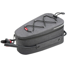 KlickFix Contour Waterproof SA Satteltasche grey
